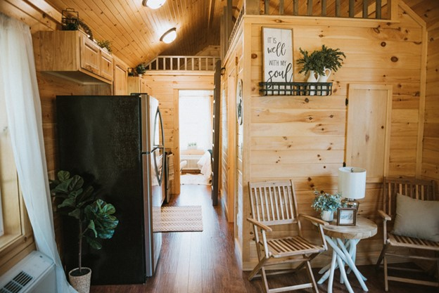perfect rental cabin investment