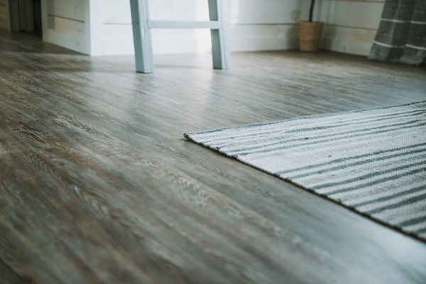 modular home flooring options